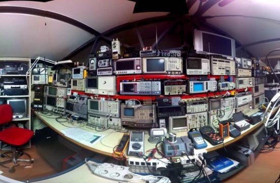 laboratorio progettazione e collaudi roadsat